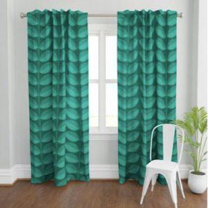 dogwood jade on jade product curtain