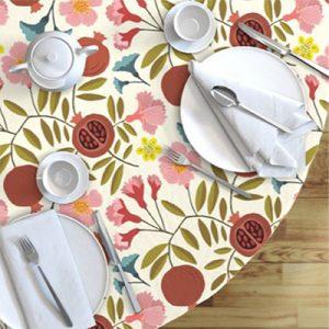 pomegranate cream home decor product image