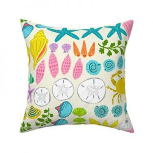 shell-collection-cream-fabric-pattern-pillow
