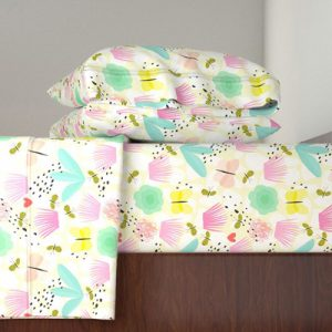PRINCESS PATTERN SHEET SET PRODUCT