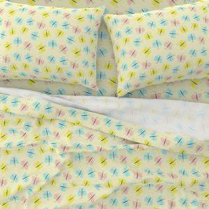PRINCESS BUTTERFLIES PATTERN SHEETS SET PRODUCT
