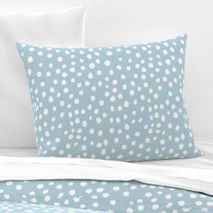 snowflake-fabric-pattern-pillow