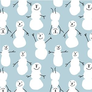 snowman-small-fabric-pattern