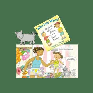 Nadine Westcott book Who Has What